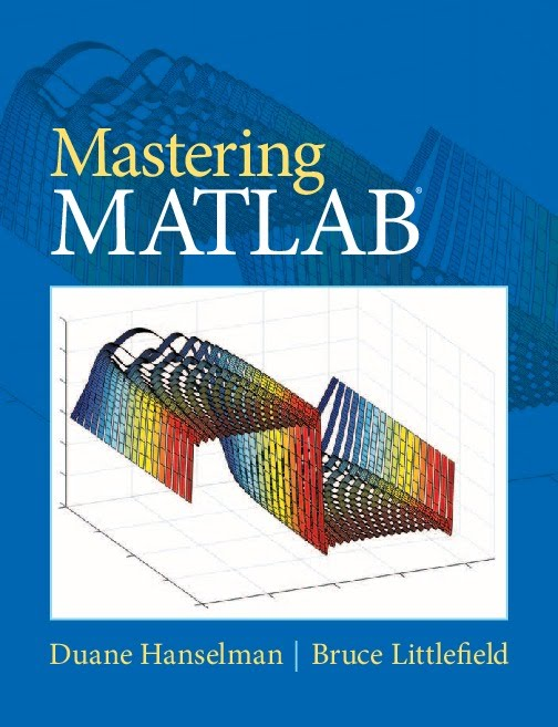 Mastering MATLAB Cover